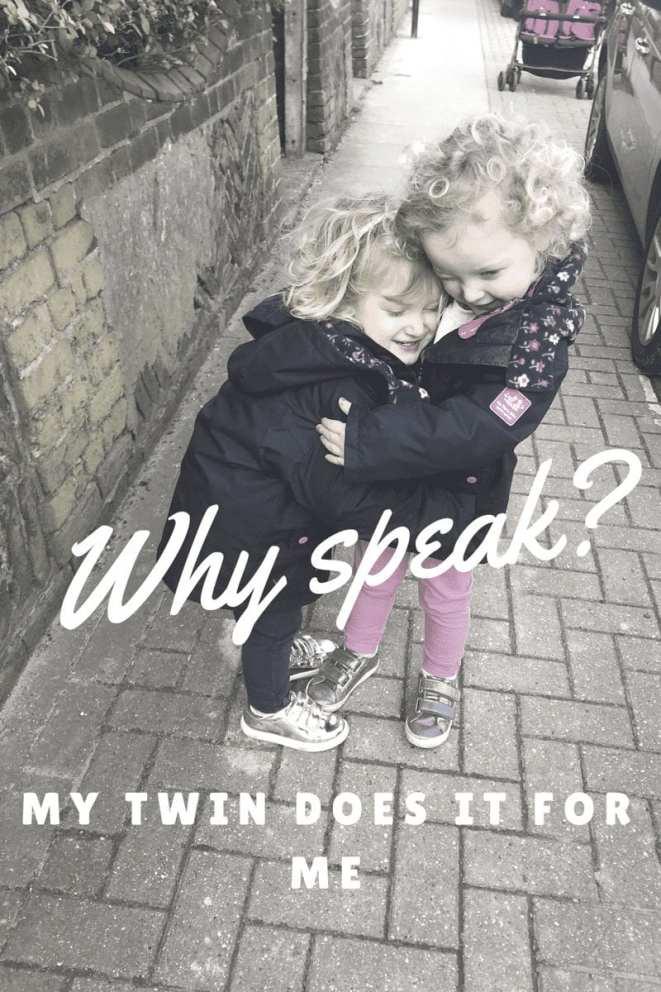 Twins Speech Delay