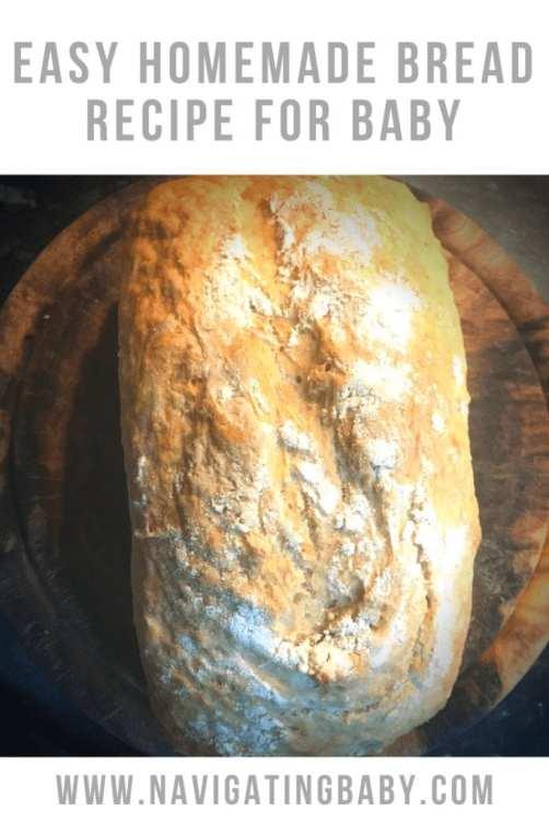 Bread Recipe for Baby