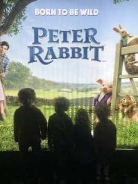 first cinema visit