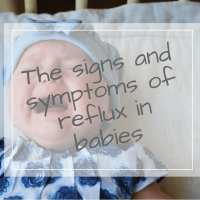 Reflux Symptoms Baby: The Signs every mom needs to know