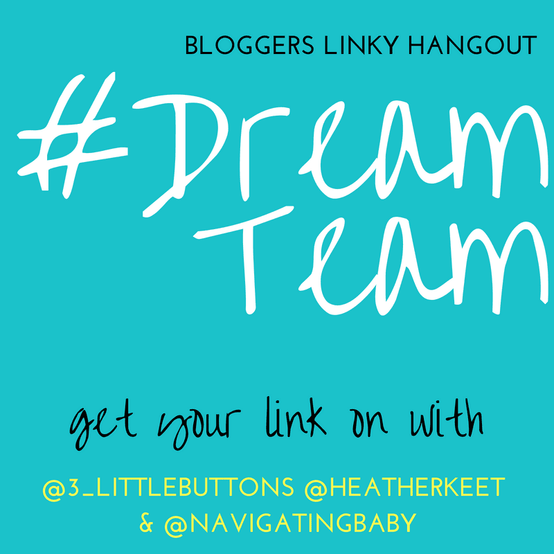 Bloggers #DreamTeam Linky 142