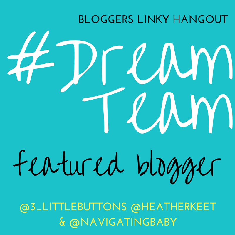 Bloggers #DreamTeam Linky 136