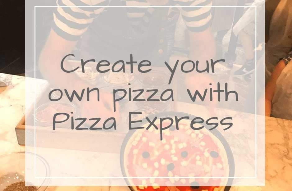 pizza express create your own