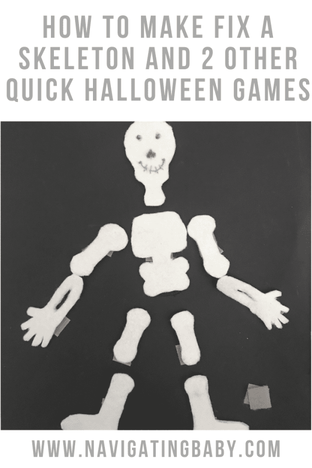 3 Easy Last Minute Halloween Games
