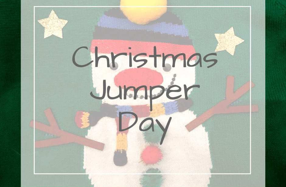 Christmas Jumper Day Snowman jumper