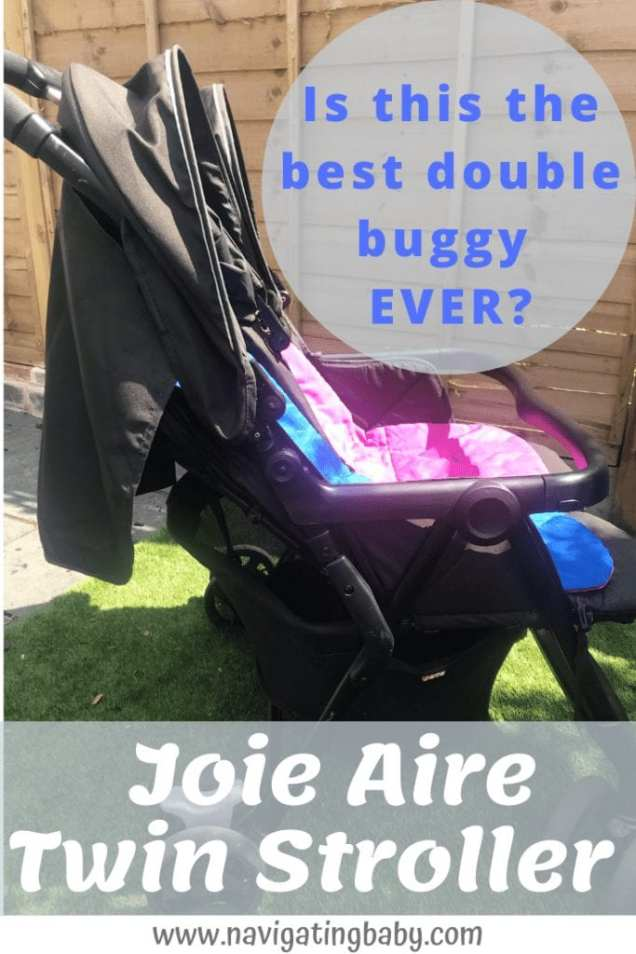 Joie Aire Twin Review