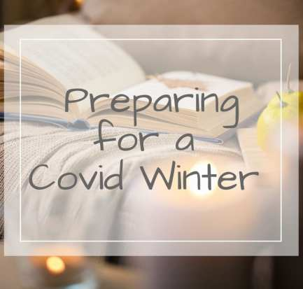 preparing for a covid winter