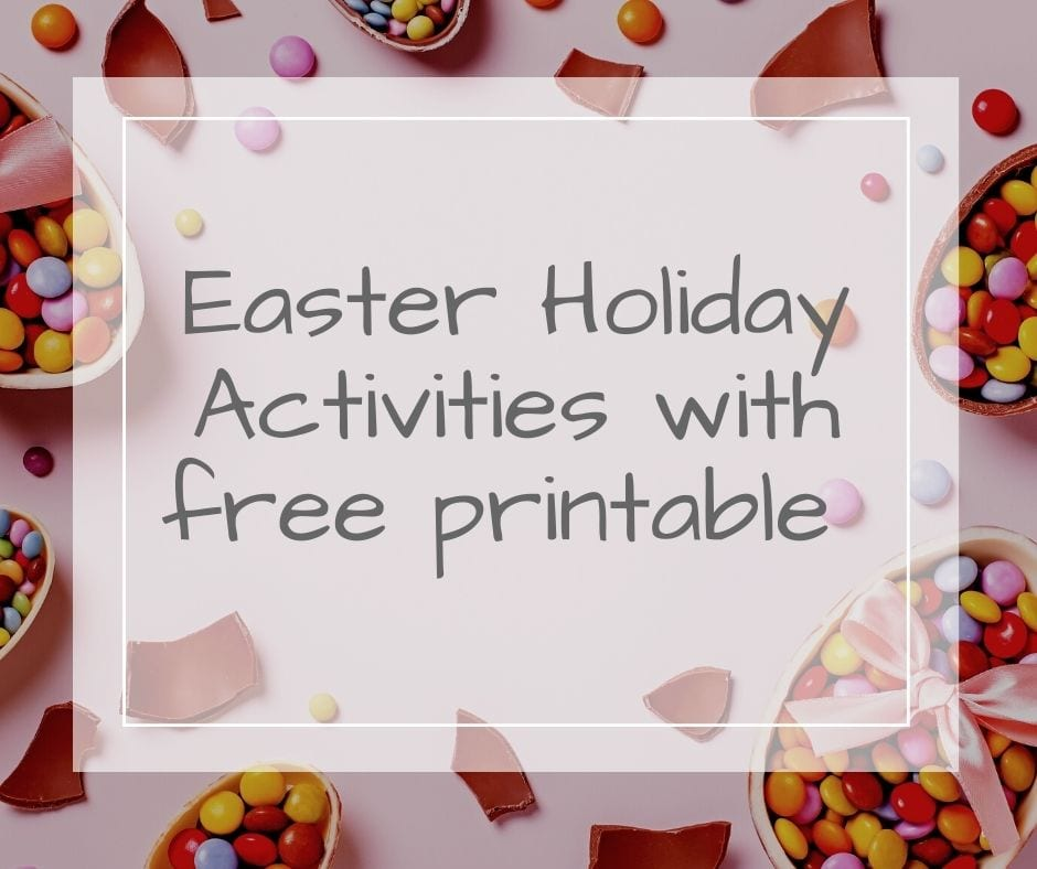 Easter Holidays Activities