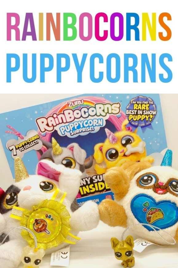 Rainbocorns Puppycorn Surprise