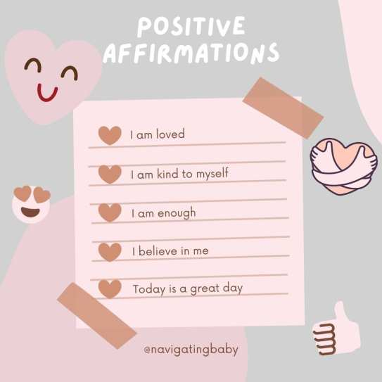 positive affirmations for self love
