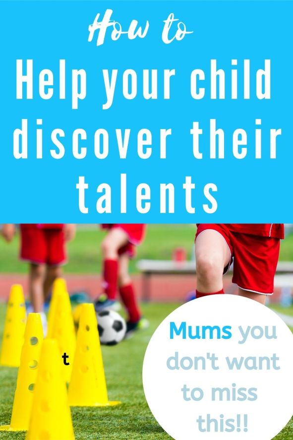 help your child discover their talents