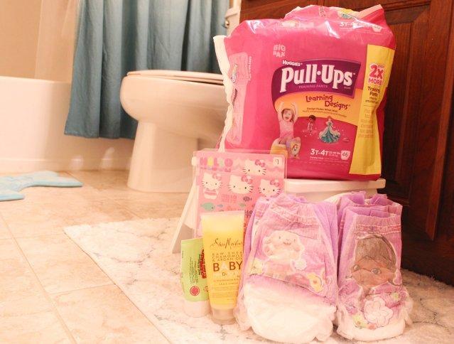 pull-upsbathroom floor