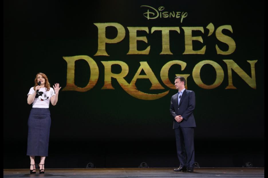 Pete's Dragon D23