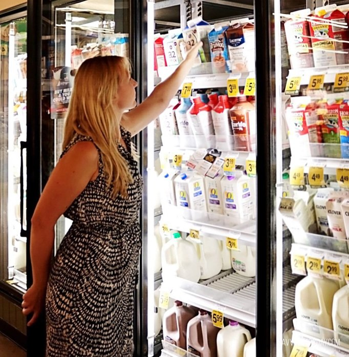buying a2 milk at safeway