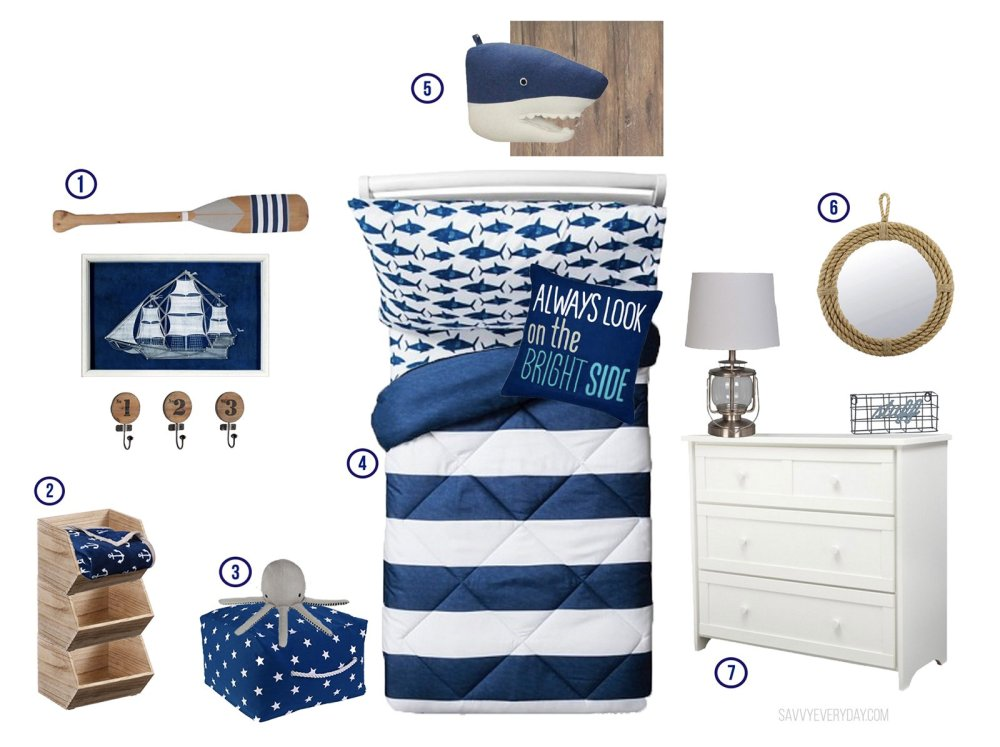 shop this nautical kids room design