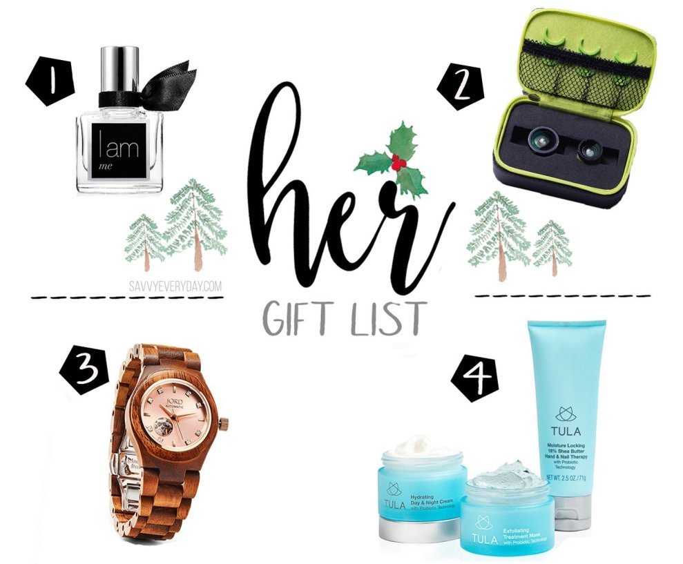 Her Gift Guide