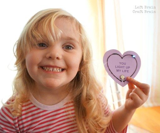 valentines day card diy