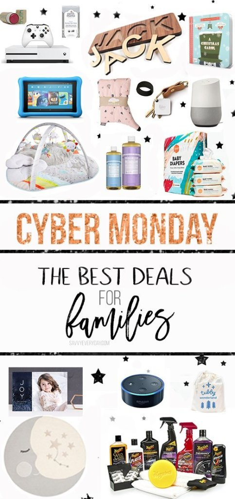 Cyber Monday Deals for Families