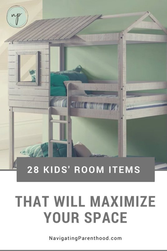 28 Kids' Room Items That Will Maximize Your Space