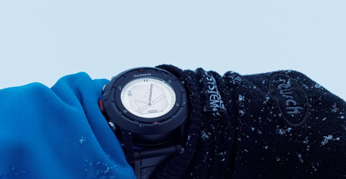 Garmin Fenix Test Gps Uhr Outdoor Gps