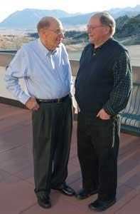 Jerry Bridges and Don Simpson