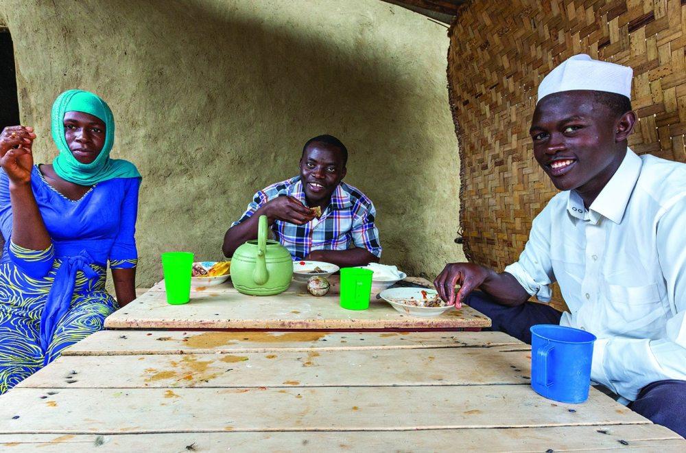 Discipleship and Heart Transformation in Uganda The Navigators Discipling for Development