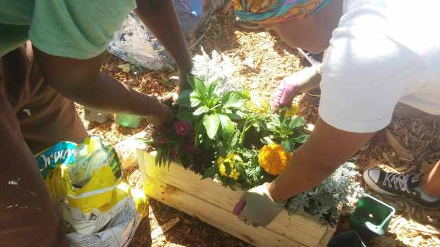 Growth for Good: Collaborating for Life-Change in Compton