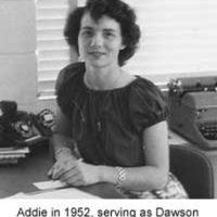 Addie Rosenbaum