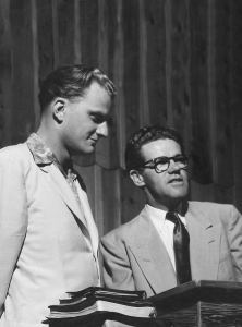 Mourning the Loss of Billy Graham, Friend of The Navigators
