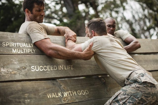 Every Man A Warrior — Foundational Training for Real-Life Challenges