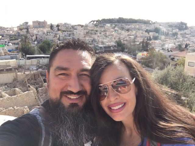 Natasha and Victor Padilla Navigators Military Ministry The Navigators