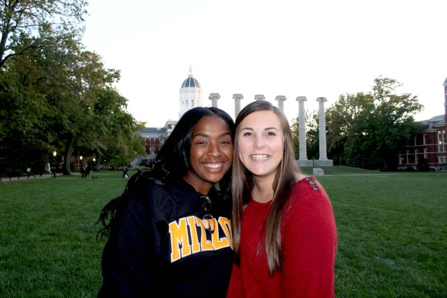 Kenedee and Cassidy Navigators Collegiate Ministry University of Missouri