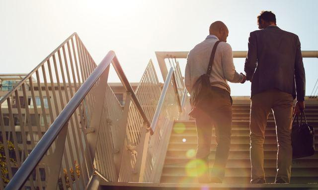 Entrepreneurs on the move