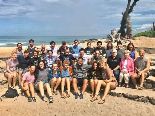 Navigators Collegiate Staff and Students at the University of Hawaii | The Navigators Collegiate Ministry