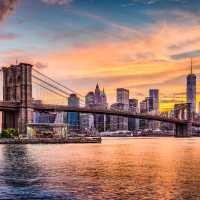 Praying Over A City: Virtual Prayer Walk | The Navigators Prayer Resources | New York City Skyline