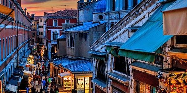 natale a venezia rialto