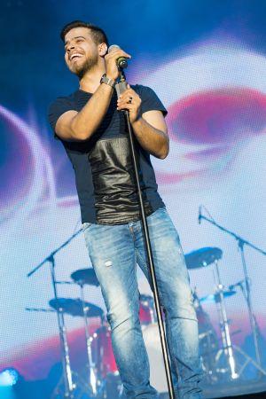 Adham Nabulsi singer musiciain