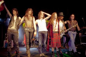 rock band gnr tribute musicians