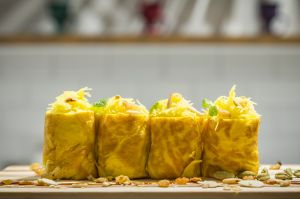 Egg pancake arabic emirati