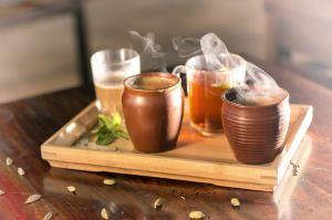 Tea chai indian steam
