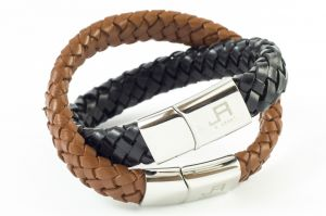 Bracelets men leather accessories
