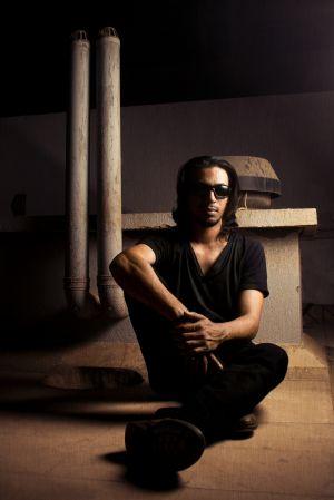 Artist singer musician portrait