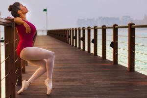 Ballerina ballet dance artist