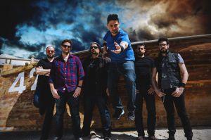Rock band Anuryzm musicians