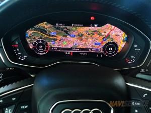 virtual cockpit audi a4