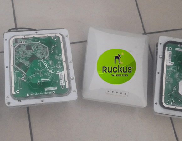 ruckus access point wireless onarım
