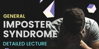 Imposter syndrome – How to easily get deal with it