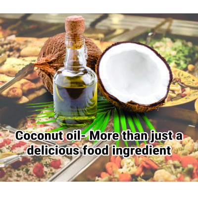 Coconut Oil- More Than Just A Delicious Food Ingredient