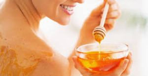 Honey for Skin improves