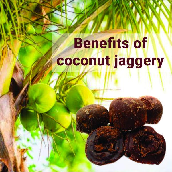 Coconut/palm jaggery